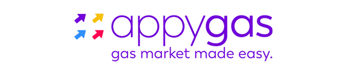 Appygas logo - Digital solution to access key data on European gas markets